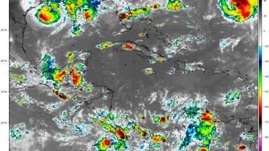 Foto de Otra semana con lluvias para la península