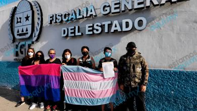 Foto de Colectivos LGBTTTIQA+ protestan en diversas sedes de Quintana Roo en contra de crímenes de odio