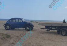 Foto de Detenido: causa daños en zona de anidación de tortugas en Chuburná Puerto