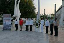 Foto de Conmemoran Día Nacional de Protección Civil