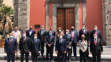 Foto de Se reúnen Gobernadores con Secretario de Hacienda