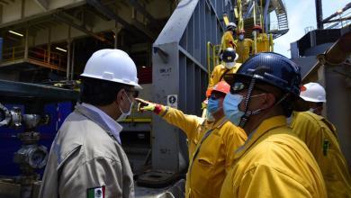Foto de Se desacelera Covid-19 en Pemex: Sólo 18 casos y 2 muertos