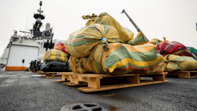 Foto de Autoridades de EU decomisan nueve toneladas de droga en aguas del Caribe y el Pacífico