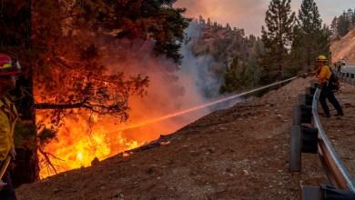 Foto de Nueva ola de calor con temperaturas superiores a los 30 grados podría empeorar incendios en California, EU