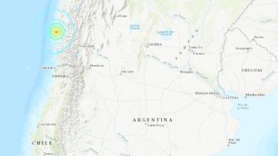 Foto de Un sismo magnitud 6.3 estremece el norte de Chile; no reúne condiciones para generar un tsunami