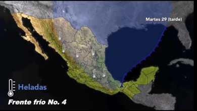 Foto de Inundaciones en el sur y lluvias muy fuertes, prevé Conagua en Campeche