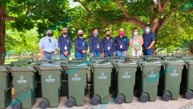 Foto de Gobierno de Cancún e Intelligencia México intentan revivir negocio mediante contenedores de basura domiciliarios