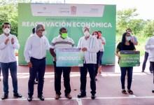 Foto de Obras y acciones por más de 122 millones entrega gobernador en Champotón