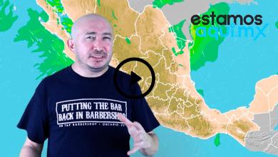Foto de Pronóstico del tiempo y para la navegación en la península de Yucatán para el sábado 24 de octubre