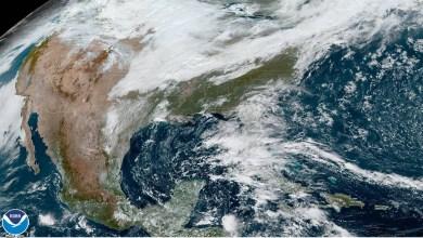 Foto de Baja presión dejará lluvias fuertes en la península