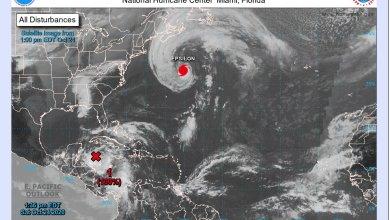 Foto de Pronostican formación de una depresión tropical esta noche en El Caribe. Prevén que cruce por Canal de Yucatán