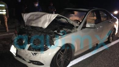 Foto de Ex -alcalde de Dzizantun provoca aparatoso accidente en la Motul-Baca