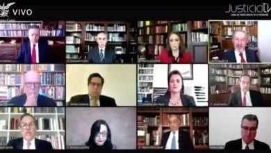 Foto de La consulta va. La mayoría en la SCJN dice que es constitucional y dicen NO al proyecto de Aguilar