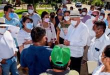 Foto de En Tenabo, gobernador entrega y supervisa obras por cerca de 30 millones