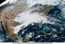Foto de Aumenta la probabilidad de lluvias en gran parte de la península de Yucatán