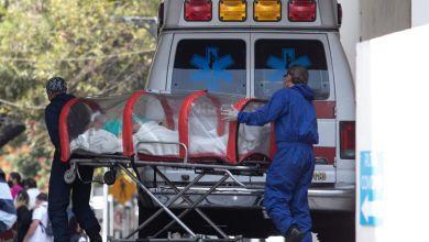 Foto de México, con 800 reportados hoy, suma 107,565 muertos por covid-19