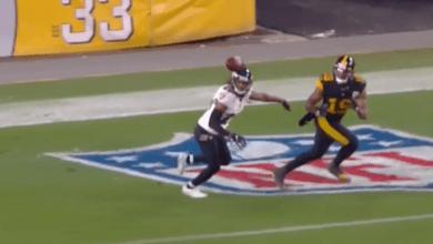 Foto de Ravens aprietan a Steelers, pero Pittsburgh salva el invicto