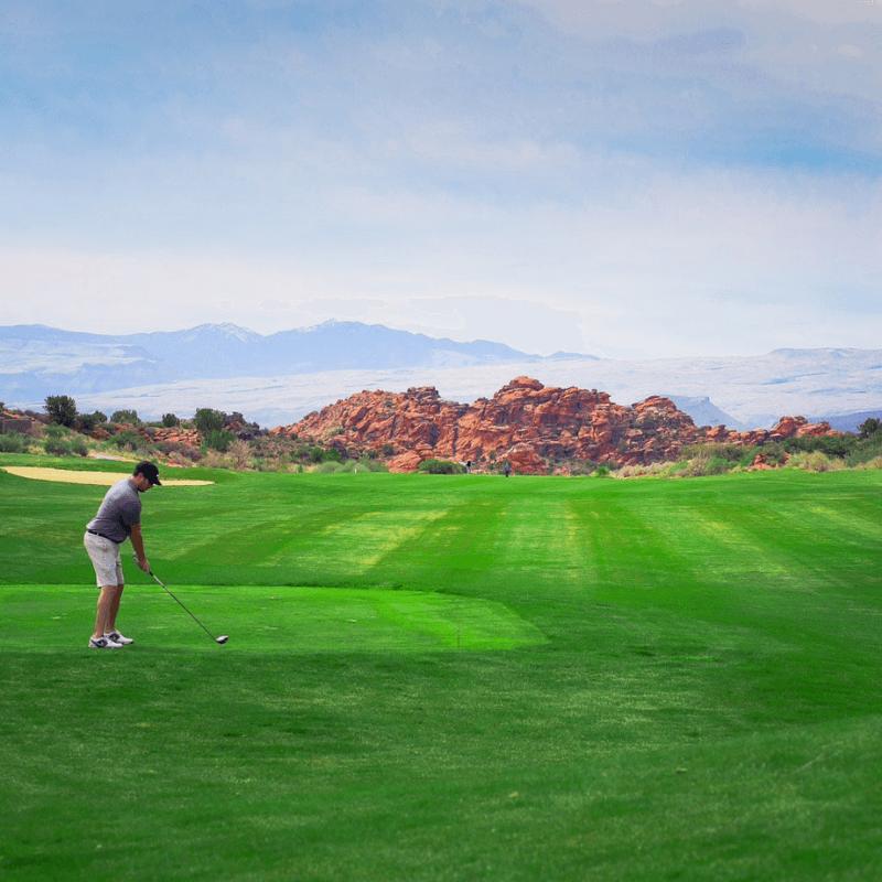 the ledges golf course