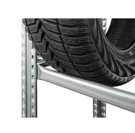 Detalle estanterías para neumáticos