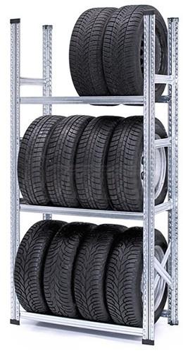 Estanterías para neumáticos