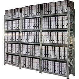 Estanterías archivadores