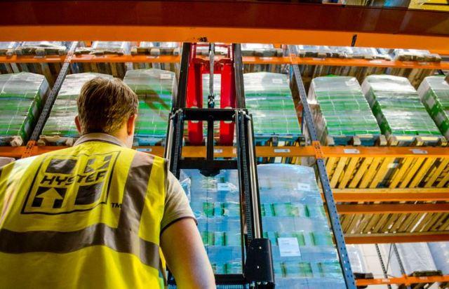 medidads de seguridad en almacenes