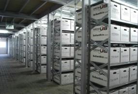 Estanterías metálicas para archivos en Tenerife