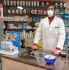 Mampara protección anticontagios