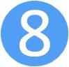 Icono azul 8