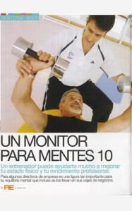 Entrenador Personal Marcos Florez