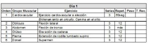 Imprime & Entrena 1