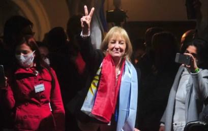 Elecciones municipales en Uruguay: una mujer la próxima alcaldesa de  Montevideo y una participación de votantes estimada del 90% - Estar  Informado