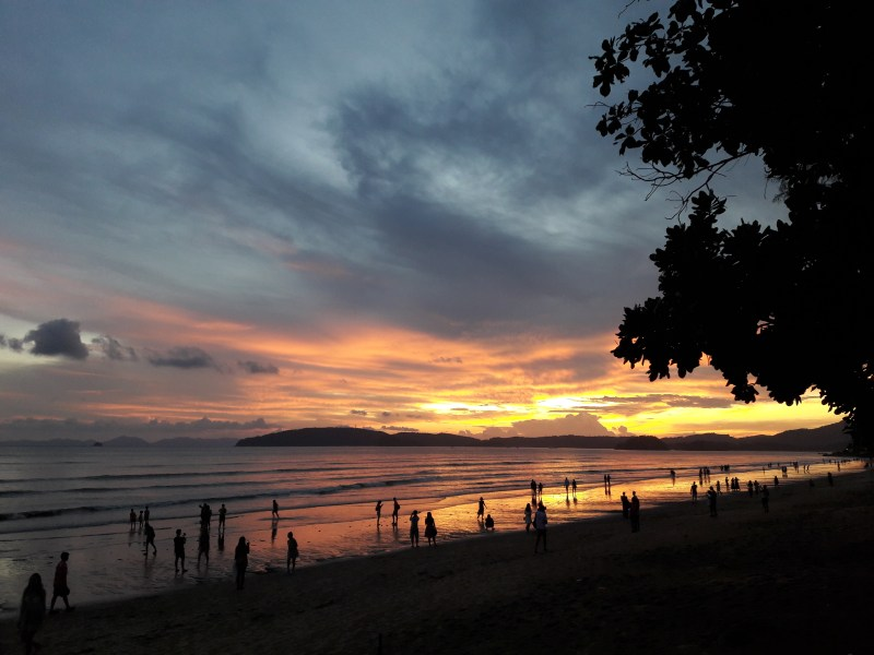 Ao Nang sunset