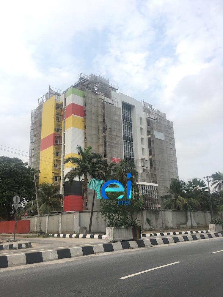 August 2017. Renovation: Sisi Paris, 34 Bourdillon Road - Ikoyi, Lagos