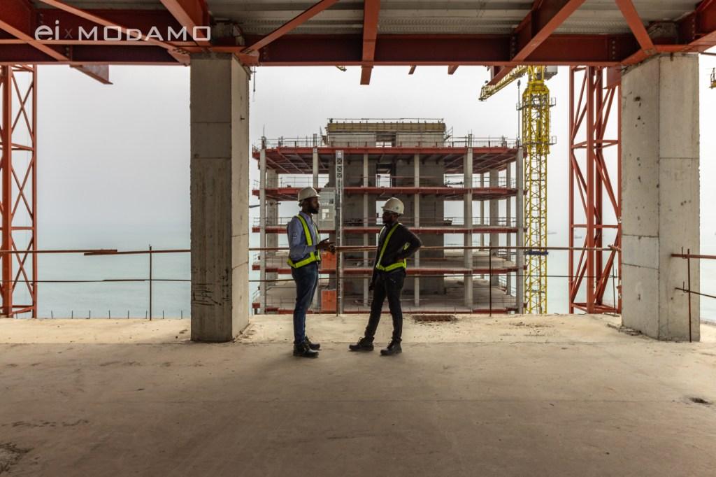 A Visit to Azuri Peninsula, Eko Atlantic's largest project till date