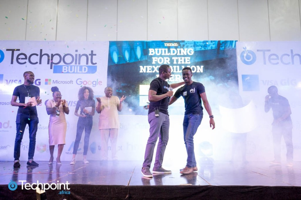 Repost: Estate Intel wins $10,000 during Pitch Storm at Techpoint Build 2019