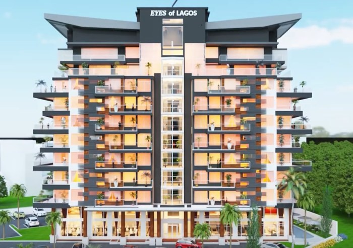 Development: Eyes of Lagos, Corner of Ruxton and Alexander Road, Ikoyi - Lagos