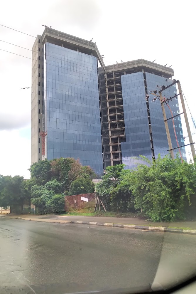 July 2019. Development: Federal Inland Revenue Service Headquarters, Central Business District – Abuja.