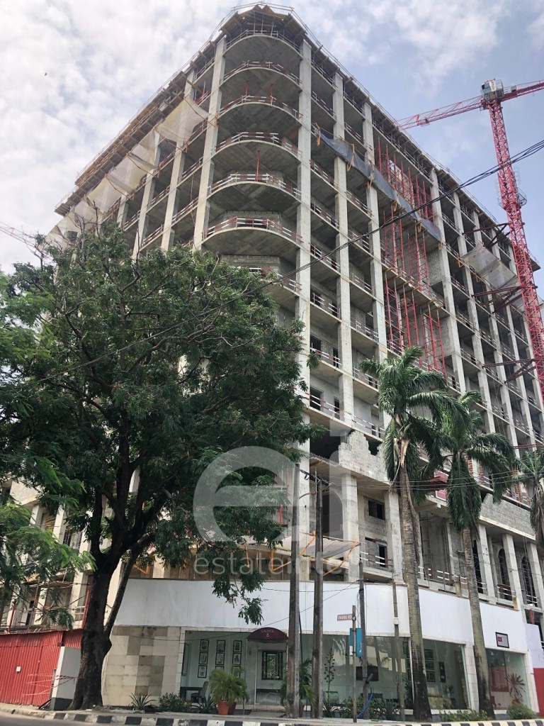 August 2019. Development: Cuddle by Cadwell, 8 Bourdillon Road, Ikoyi - Lagos. Image Source: Cadwell.