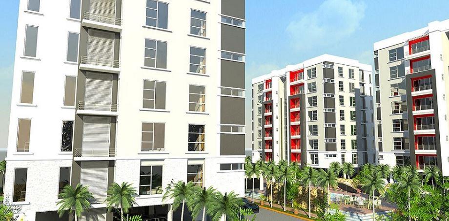 Empire Royale, Water Corporation Drive, Oniru- Lagos Source: Deluxe Residences