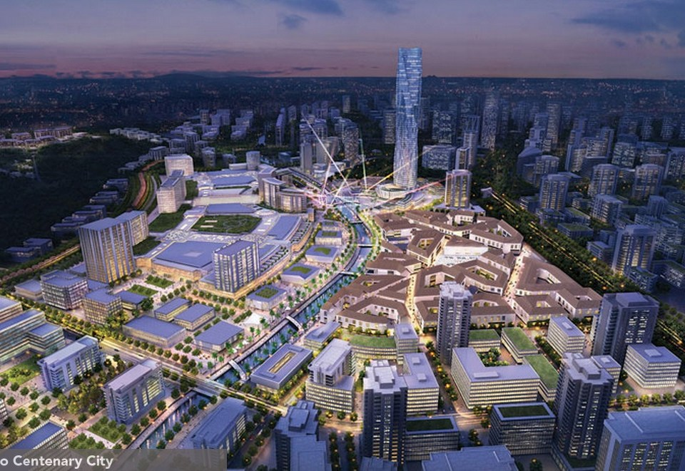 nigeria centenary city abuja