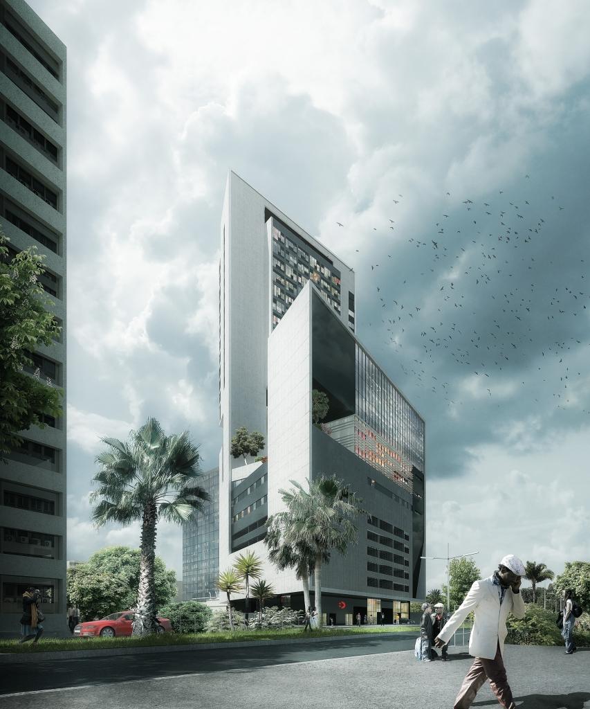 Development: Eko Tower II, Victoria Island - Lagos