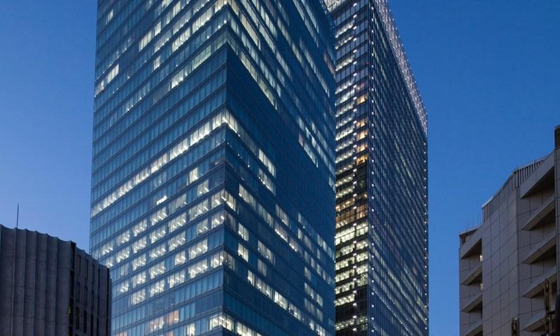 Pacific Century Place Marunouchi ,Tokyo. Source: GIC, Channel News Asia