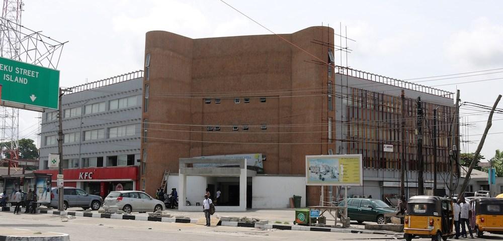 307 Office, Adeola Odeku - Victoria Island, Lagos. May 2016