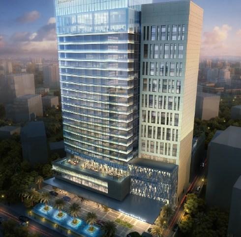 Transcorp Hilton, Lagos in Ikoyi