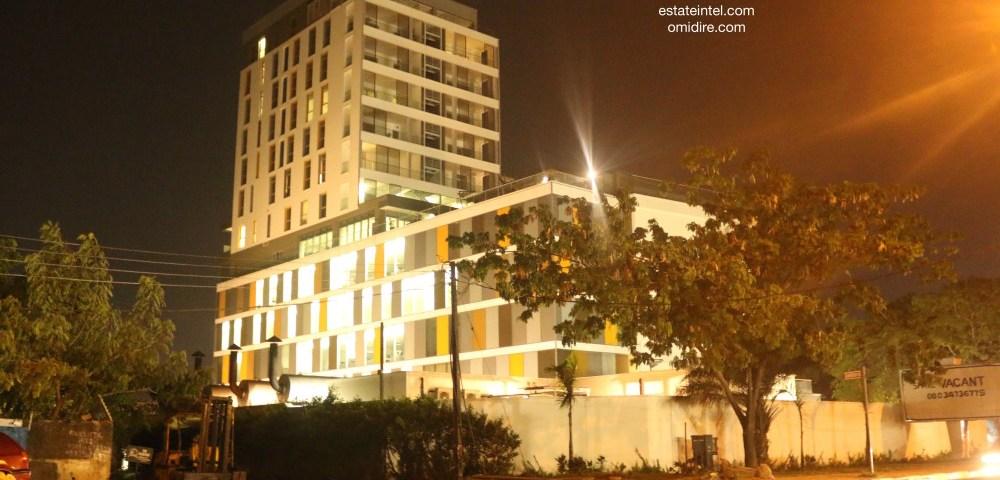 B.A.T Rising Sun, Alfred Rewane Road, Ikoyi - Lagos