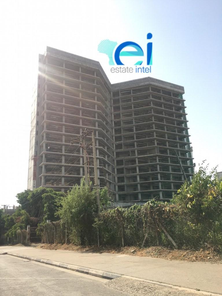 December 2017. Development: Federal Inland Revenue Service Headquarters, Central Business District - Abuja.