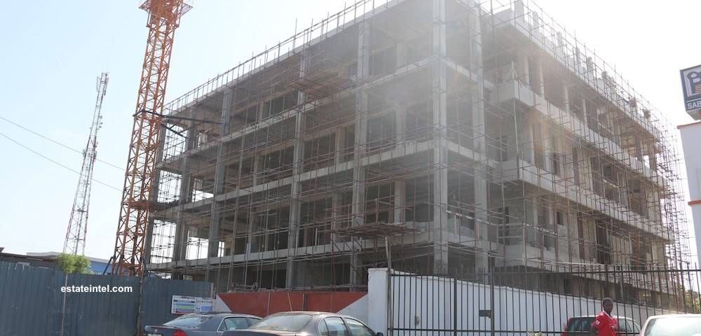 Office Development, Lekki Phase 1 - Lagos