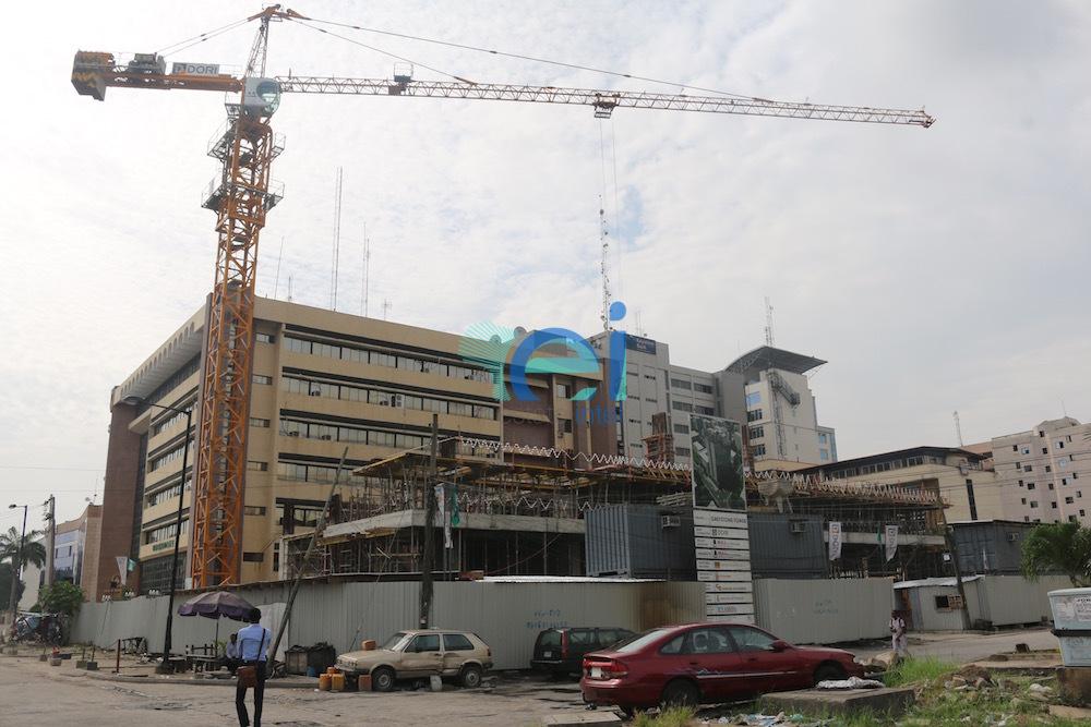 Development: Greystone Tower, Idowu Taylor Street, Victoria Island - Lagos. Developed by Platform Petroleum. October 2016