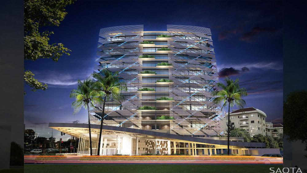 Development: Kingsway Tower, Alfred Rewane (Kingsway) Road, Ikoyi - Lagos